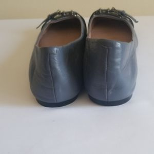 Vince Camuto Shoes - Vince Camuto Ladies Putty Grey Flats, NWT, size 12